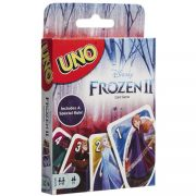 Mattel: Jégvarázs 2 Uno kártya