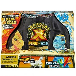 Treasure X: A tűz és jég harca - Harcos játékszett