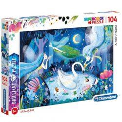 Egy mesebeli éj 104 db-os puzzle - Clementoni