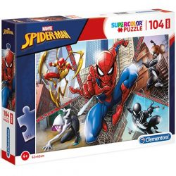 Marvel Pókember 104db-os Maxi Puzzle - Clementoni