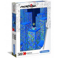 Mordillo A vacsora puzzle 500db-os - Clementoni