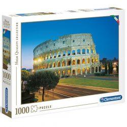 Puzzle: Colosseum Róma -1000 HQC - Clementoni