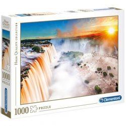 Vízesés HQC 1000db-os puzzle - Clementoni