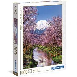 Puzzle: Fuji hegy -1000 HQC - Clementoni