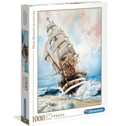 Puzzle: Amerigo Vespucci -1000 HQC - Clementoni