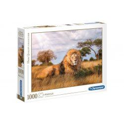 A Király HQC 1000db-os puzzle - Clementoni