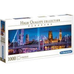 Puzzle: Panoráma Puzzle London -1000 HQC - Clementoni