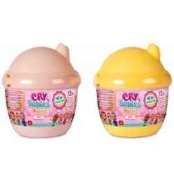 Cry Babies Magic Tear játékfigura szett Cumisüveg házikóval