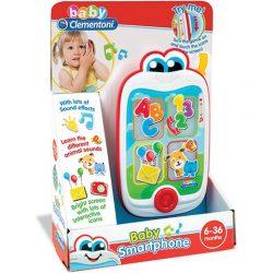 Baby okostelefon hanggal - Clementoni