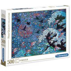 Tánc a csillagokkal HQC 500db-os puzzle - Clementoni