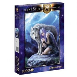 Clementoni: Annes Stokes - A védelmező 1000db-os puzzle
