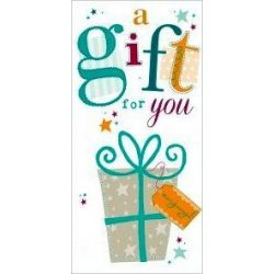 Üdvözlőkártya pénzes borítékkal-Ajándékok Abacus
