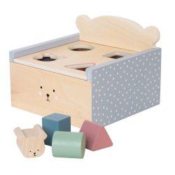 Formaválogató doboz macis Jabadabado