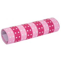Pasztell rózsaszín szerpentin Jabadabado