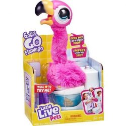 Little Live Pets: Potyi a Flamingó