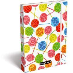 Füzetbox A/4 Lollipop Nyalóka Lizzy Card