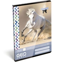 Füzet tűzött A/5 1.o. GEO Horse One Lizzy Card