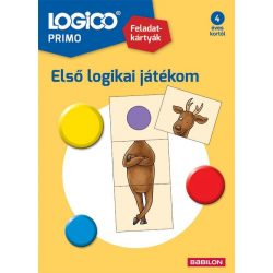 Első logikai játékom  LOGICO Primo