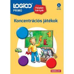 Koncentrációs játékok Logico Primo