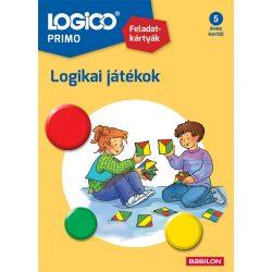 Logikai játékok Logico Primo