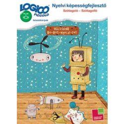 Nyelvi képességfejlesztő: Szótagoló - szótagolló LOGICO Piccolo