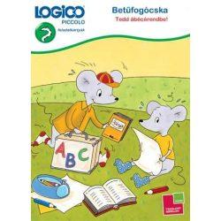 Betűfogócska: Tedd ábécérendbe! LOGICO Piccolo