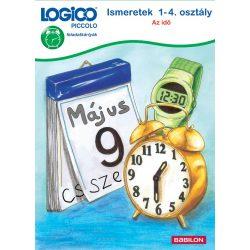 LOGICO PICCOLO Ismeretek 1-4. Az idő