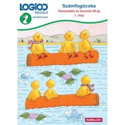 Számfogócska: Összeadás és kivonás 20-ig 1. rész LOGICO Piccolo