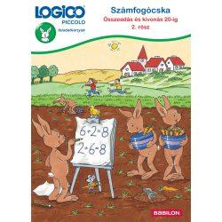 Számfogócska: Összeadás és kivonás 20-ig 2. rész LOGICO Piccolo