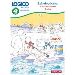 Számfogócska: 100-as számkör 2. rész LOGICO Piccolo