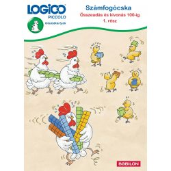 Számfogócska: Összeadás és kivonás 100-ig 1. rész LOGICO Piccolo