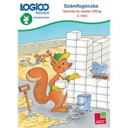 Számfogócska: Szorzás és osztás 100-ig 2. rész LOGICO Piccolo