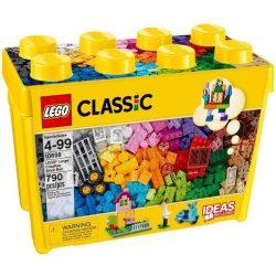 10698 - LEGO Claasic  Nagy méretű kreatív építőkészlet