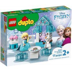 LEGO DUPLO Princess TM 10920 Elsa és Olaf teaparti