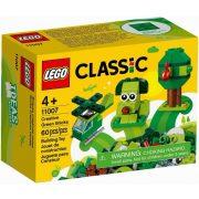 LEGO Classic 11007 Kreatív zöld kockák