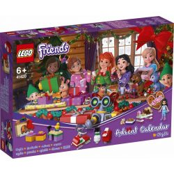 Lego Friends - Adventi Kalendárium 41420