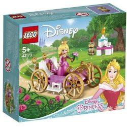 Lego Disney íprincess 43173 Csipkerózsika királyi hintója