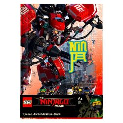 LEGO® 51866 - LEGO Ninjago Movie Csapat Napló