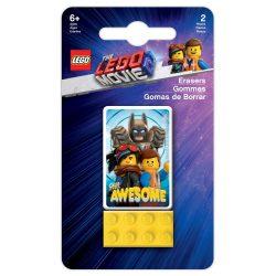 LEGO® 52296 - LEGO Kaland 2 radír készlet 2 db-os