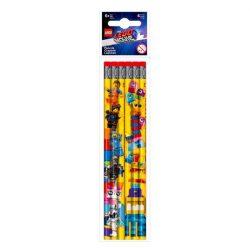 LEGO® 52300 - Lego Movie 2 6 db-os ceruzakészlet