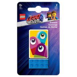 LEGO® 52325 - LEGO Kaland 2 DUPLO radír készlet 2 db-os