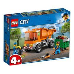 60220 - LEGO City Szemetes autó