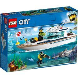 60221 - LEGO City Búvárjacht