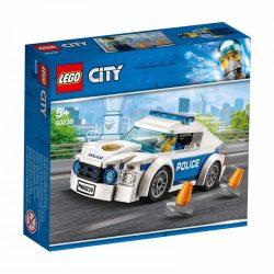 60239 - LEGO City Rendőrségi járőrkocsi