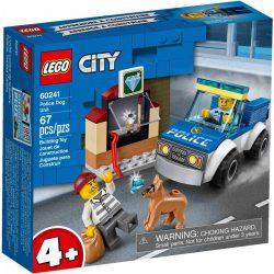 LEGO City Police 60241 Kutyás rendõri egység
