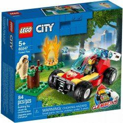LEGO City Fire 60247 Erdõtûz