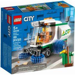 LEGO City Great Vehicles 60249 Utcaseprõ gép