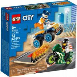 LEGO City Nitro Wheels 60255 Kaszkadõr csapat