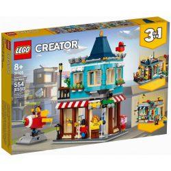 LEGO® Creator Városi játékbolt 31105