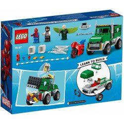 LEGO® Super Heroes Keselyű teherautó rablás 76147